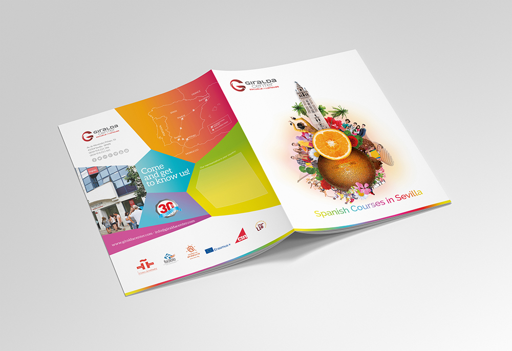 Giralda Center brochure