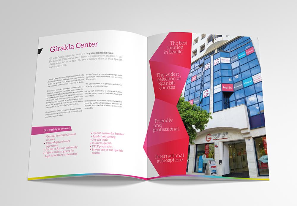 Giralda Center brochure