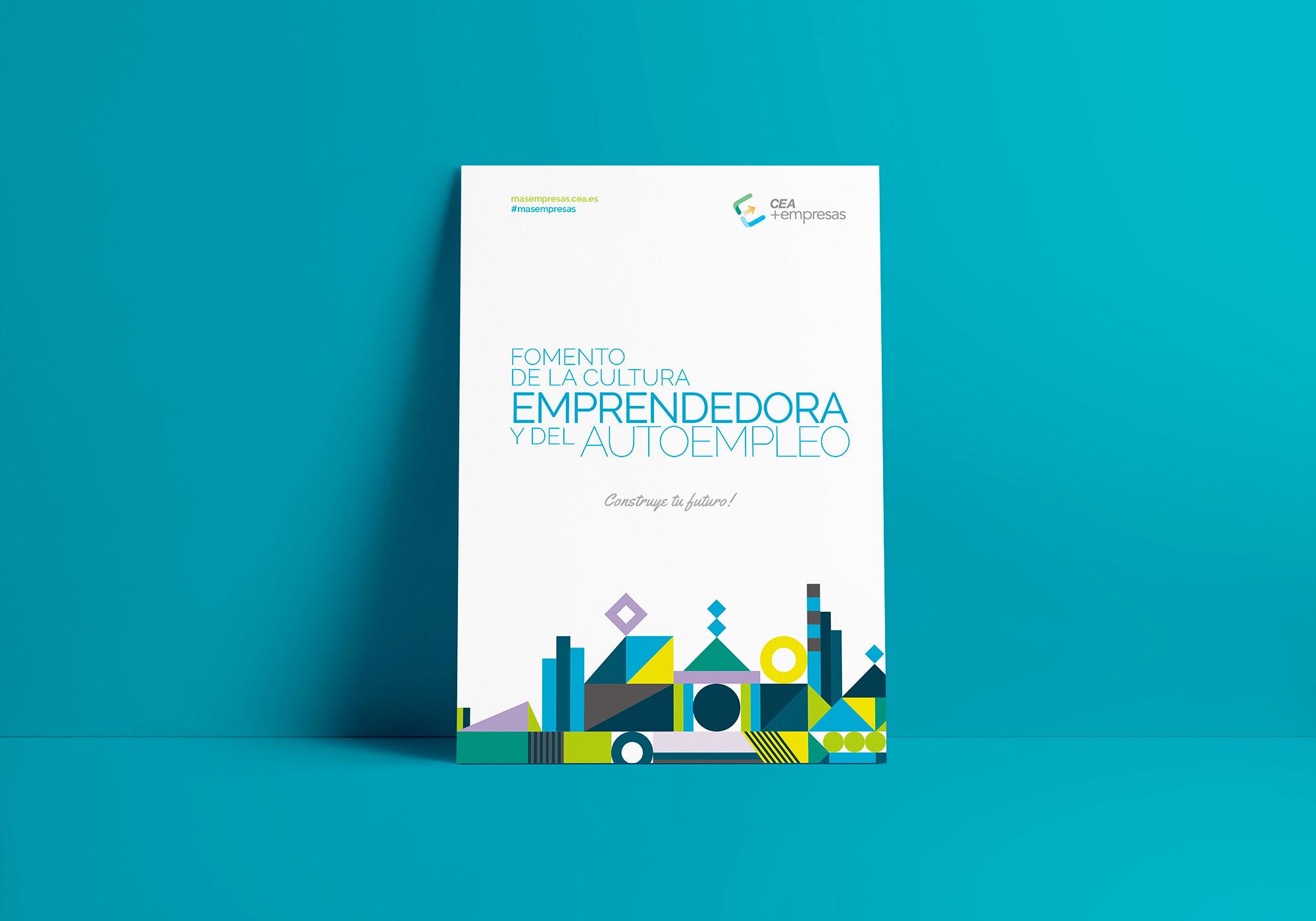 Folleto CEA Fomento de la Cultura Emprendedora