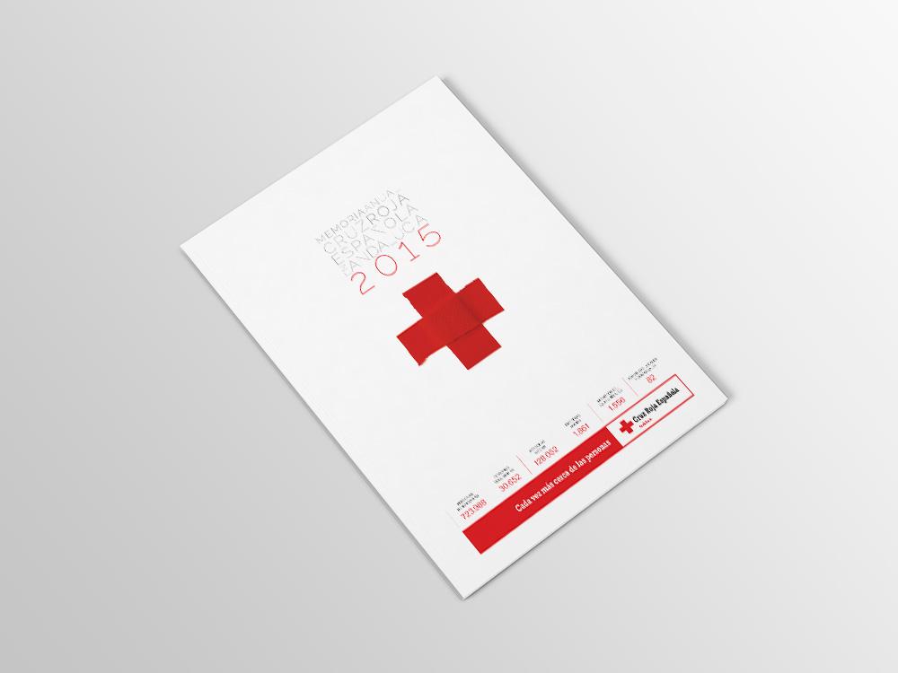 Memoria Anual Cruz Roja Española en Andalucia 2015
